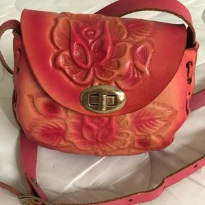 Handbags - Mexico leather Handbag